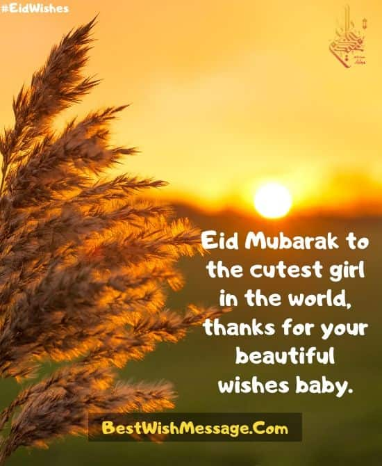 Wishes for Cutest Girl
