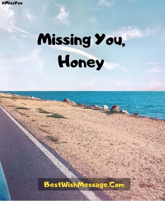 Beautiful Missing You Quotes for Husband