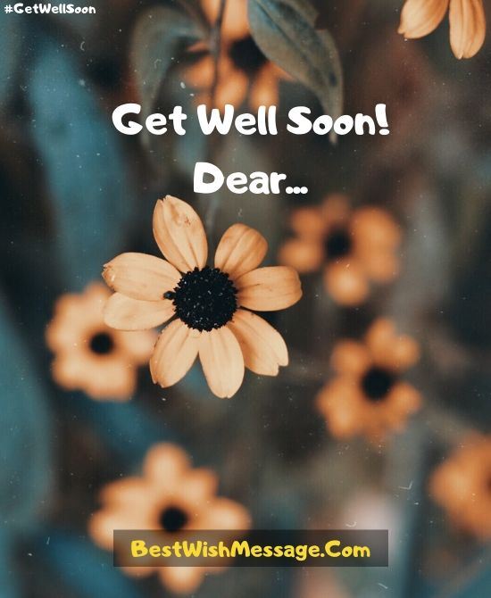 Get Well Soon Messages for Friends After Car Accident
