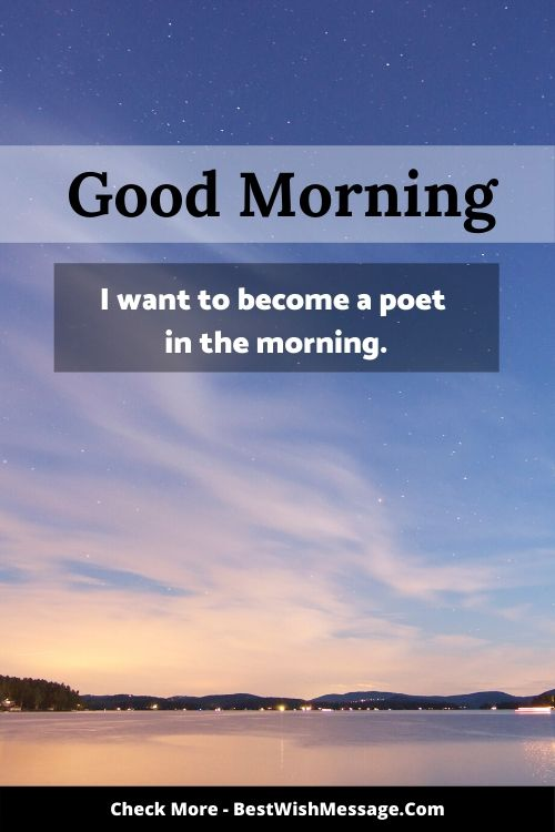 Beautiful Good Morning Images with Love Quotes