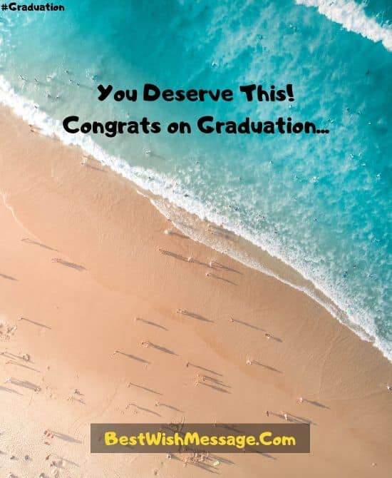 Graduation Messages from Mom for High School Graduates