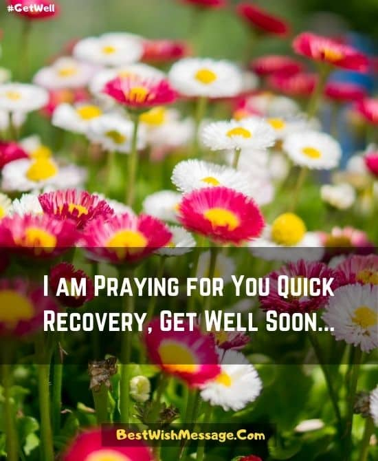 Quick Recovery Wishes for Cousin