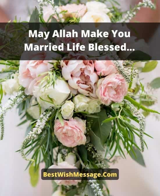 Marriage Wishes for Friends