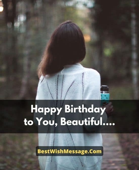 Heartwarming Birthday Wishes for a Beautiful Girl