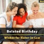 belated birthday wishes for sister-in-law